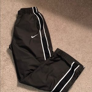 EUC Nike pants with liner size large